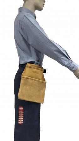 Accesorio para cinturon portaherramientas 2 anillas Egamaster